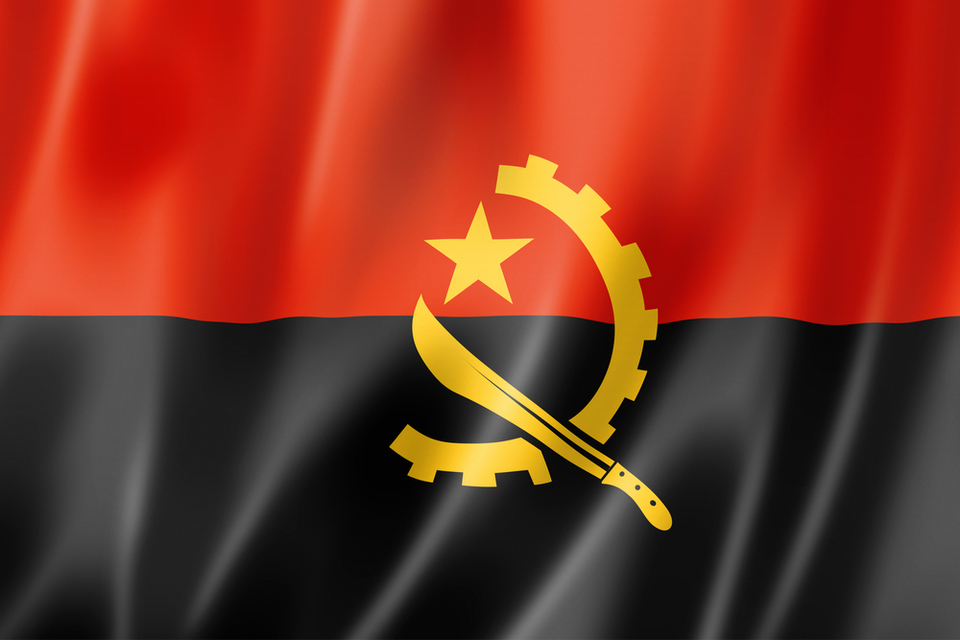 Delegation from Angola Republic at the Forum-2020