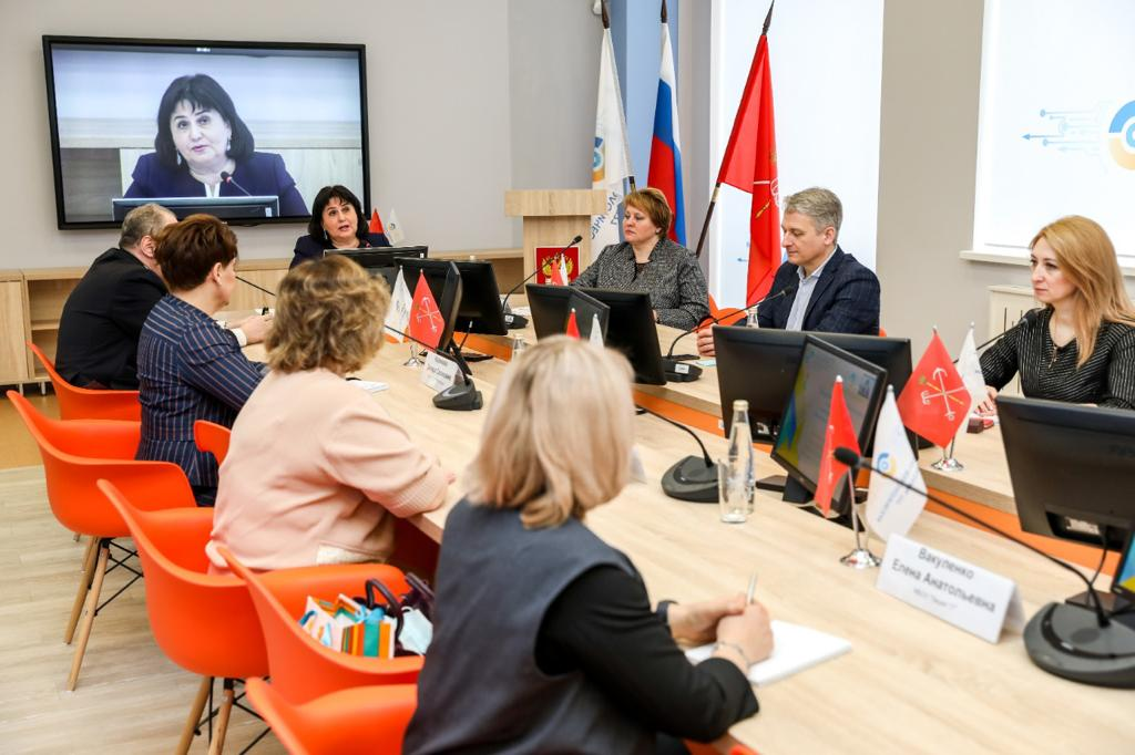 The expanded meeting of the Consortium for the Development of School Engineering and Technology Education in Russia was held